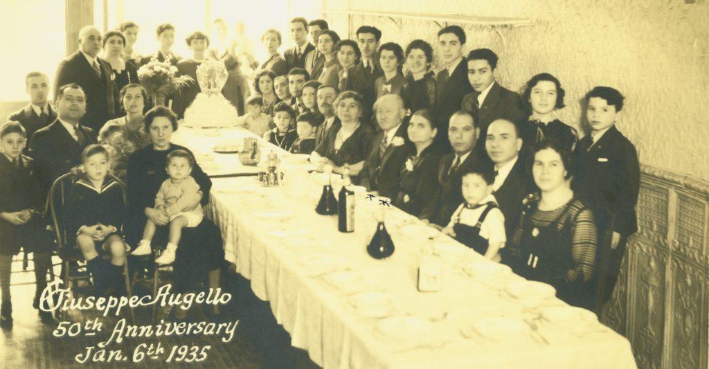 Augello 50th Wedding Anniversary